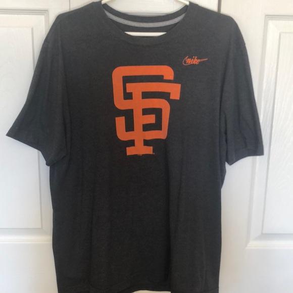 Nike San Francisco T Shirt XL Men's